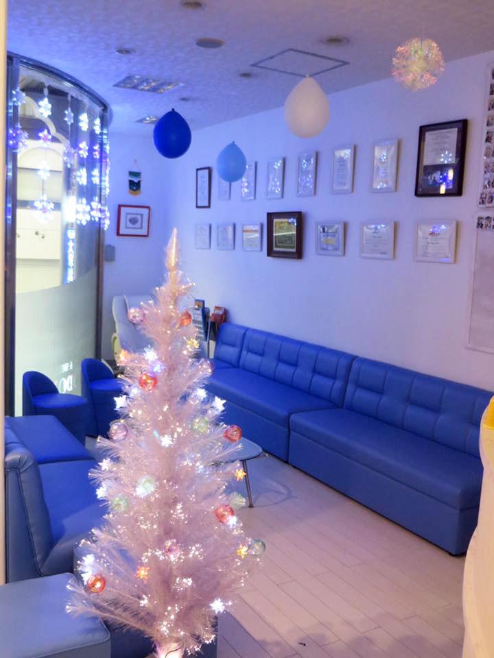 大塚矯正のクリスマス